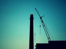 Kunst des Baus Stockfotos