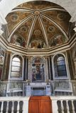 Kunst des Heiligen Mary Major Basilica - Rom Lizenzfreie Stockfotos