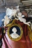 Kunst des Heiligen Mary Major Basilica - Rom Lizenzfreies Stockbild