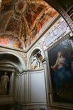 Kunst des Heiligen Mary Major Basilica - Rom Lizenzfreies Stockfoto