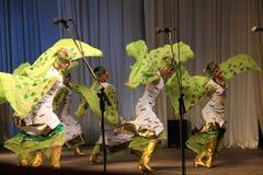 Kunst des Tanzes Lizenzfreies Stockbild
