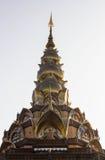 Kunst des Tempels in phetchaboon Provinz Nord-Thailand Stockfotos