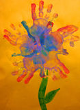 Kunst eines Kindes Lizenzfreie Stockbilder