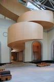 Kunst Galler Treppenhauses des Ontario-Gehry Lizenzfreies Stockfoto