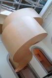 Kunst Galler von Treppenhaus 2 Ontario-Gehry Stockfoto