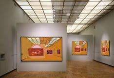 Kunst gallery7 Lizenzfreie Stockfotos