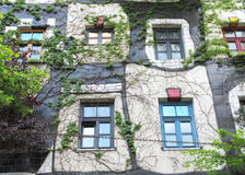Kunst Haus维也纳 库存照片