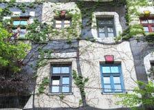 Kunst Haus Wenen Stock Foto's