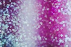 Kunst helles bokeh für HintergrundKonzept des Entwurfes Stockfotos