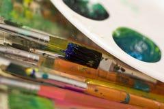 Kunst-Hilfsmittel Lizenzfreie Stockfotografie