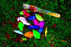Kunst ist Schönheit in allen Arten Formen lizenzfreies stockbild