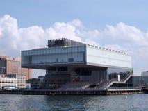 Kunst Musuem ICA-Boston Lizenzfreies Stockbild