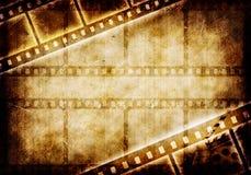 Kunst-Schmutz-Film Stockfotografie