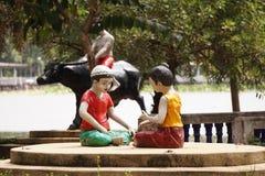 Kunst Thai Stock Afbeeldingen