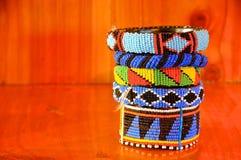 Kunst und Handwerk in Tanzania Stockfotografie