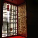 Kunst van Ayutthaya Royalty-vrije Stock Fotografie