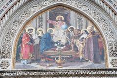Kunst van Florence, Italië royalty-vrije stock foto's