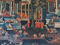 Kunst van muur Royalty-vrije Stock Fotografie