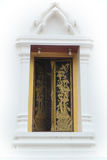 Kunst van Venster Royalty-vrije Stock Afbeelding