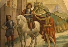Kunst von Florenz. Lizenzfreie Stockbilder