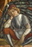 Kunst von Florenz. Stockfotografie
