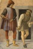 Kunst von Florenz. Stockfotos