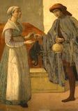 Kunst von Florenz. Stockbilder