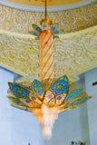 Kunst von Shaiekh Zayed Mosque - Abu Dhabi Lizenzfreie Stockfotos