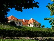 Kunstat城堡 免版税库存图片