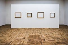 Kunstausstellung Lizenzfreie Stockfotografie
