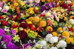 Kunstbloemen Stock Afbeelding