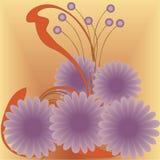 Kunstblumen Lizenzfreie Stockfotografie