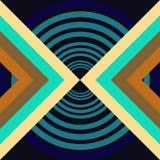 Kunstdekor-Arthintergrund vektor abbildung