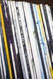 Kunstenaarscanvases Stock Afbeelding