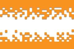 Kunstfahne mit Platz und Raum für Ihren Text Lizenzfreie Stockfotografie