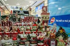 Kunstfertigkeit der frohen Weihnachten lizenzfreie stockfotos