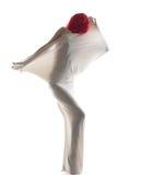 Kunstfoto - concept eenzaamheid Royalty-vrije Stock Afbeeldingen