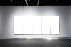 Kunstgalerie Stock Foto