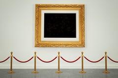 Kunstgalerie stock illustratie