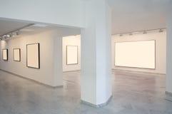 Kunstgalerie Stockfotografie