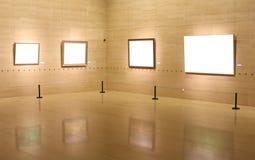Kunstgalerie Lizenzfreie Stockbilder