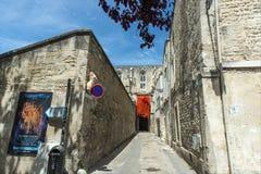 Kunstgalerie Arles Stock Foto's