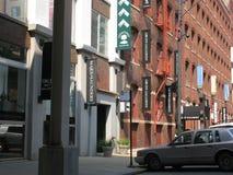 Kunstgaleries van de het westen de Superieure Straat Royalty-vrije Stock Foto's