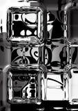 Kunstglas lizenzfreie abbildung