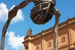 Kunsthalle Hamburg with Spider Landscape Royalty Free Stock Images