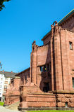 Kunsthalle, a museum of modern and contemporary art in Mannheim, Royalty Free Stock Image