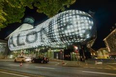 Kunsthaus Graz Stock Foto