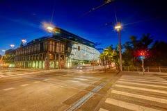 Kunsthaus Graz Royalty-vrije Stock Afbeelding