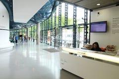 Kunsthaus museum Arkivfoto