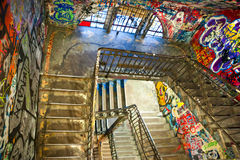 The Kunsthaus Tacheles, Berlin. Royalty Free Stock Image